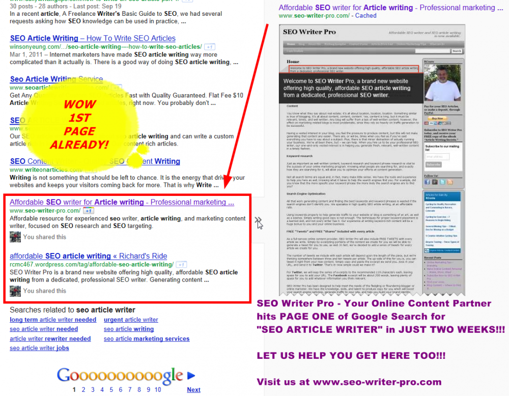 seo article writing service Need articles they are crucial for your online presence buy articles that increase your website traffic and engage visitors from web articles to seo articles, paul words delivers the best quality articles at the best rates.